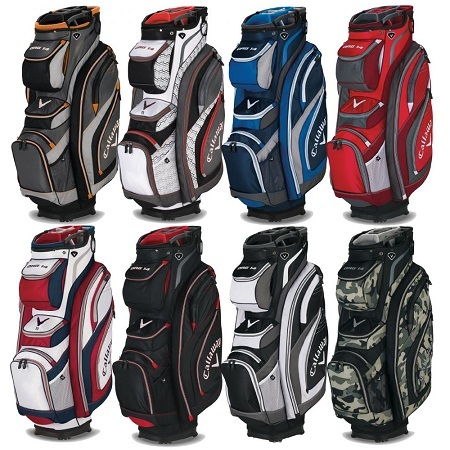 Callaway 2016 Org 14 Golf Cart Bag Different Colors