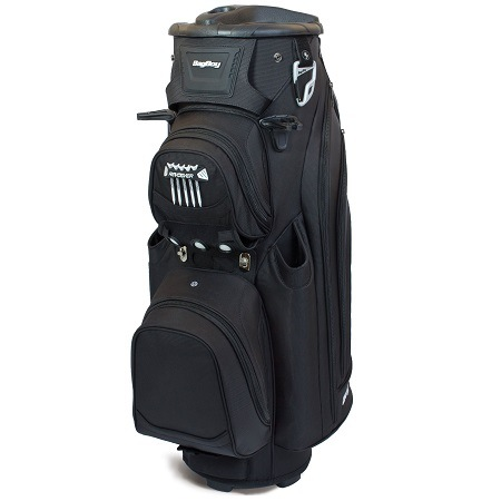 Bag Boy Revolver LTD Cart Bag on White Background