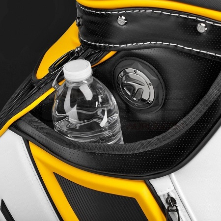 Golf Bag Bottle Pocket