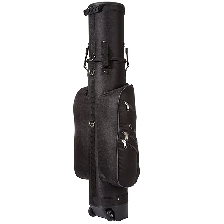 CaddyDaddy Golf Co-Pilot Pro 2 Hybrid Travel Bag on White Background