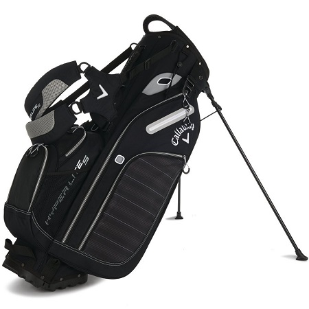 Callaway 2016 Hyper-Lite 5 Stand Bag on White Background