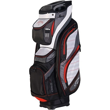 Callaway 2016 Org 14 Golf Cart Bag on White Background