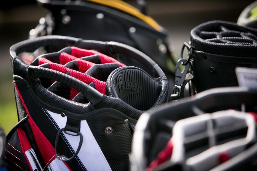 Callaway 2016 Org 14 Golf Cart Bag in Row