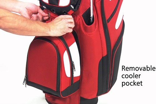 Bag Boy Revolver LTD Cart Bag Removable Pocket