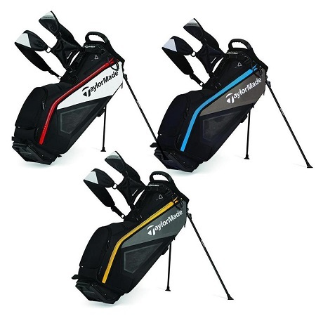 TaylorMade Purelite Stand Bag Three Colors