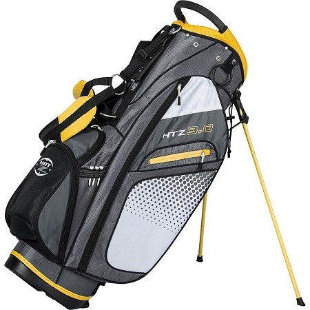 Hot-Z Golf 3.0 Stand Bag on White Background