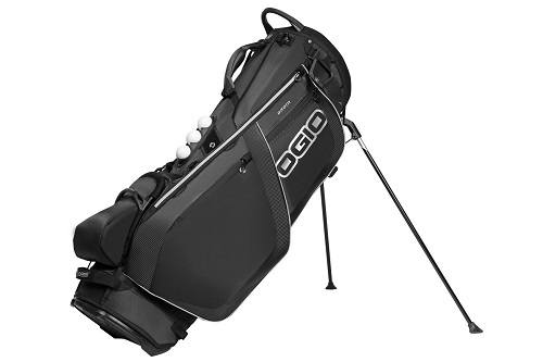 OGIO Grom Stand Bag on White Background