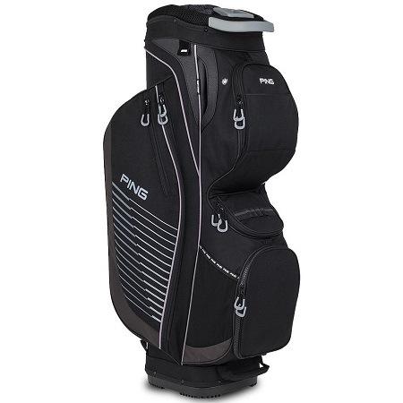 Ping Golf 2017 Traverse Cart Bag On White Background
