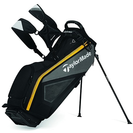 TaylorMade Purelite Stand Bag on White Background