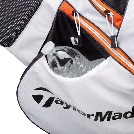 TaylorMade Purelite Stand Bag Water Bottle Pocket