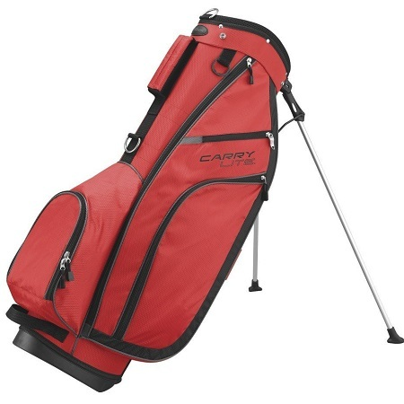 Wilson 2015 Carry Lite Golf Stand Bag on White Background