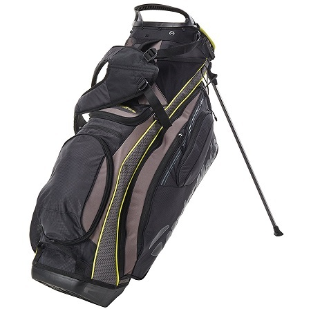 TaylorMade 2016 PureLite Stand Bag On White Background