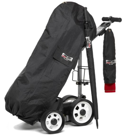 Golf Bag with Complete Weather Gear